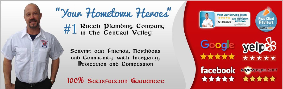 Knights Plumbing Your Hometown Heroes