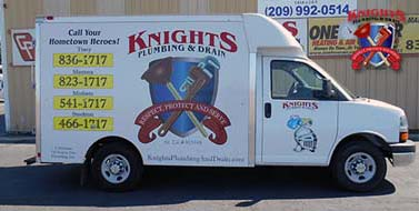 About Knights Plumbing & Drain - Modesto Plumber