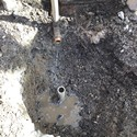 Broken Pipe Repair on W 11th St. in Tracy, CA