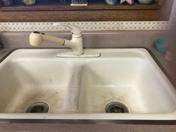 Leaking Sink Faucet Repair in Modesto, CA