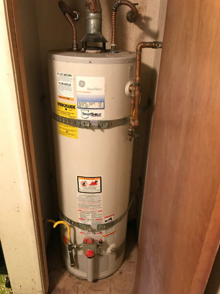Leaking Water Heater Replacement in Stockton, CA