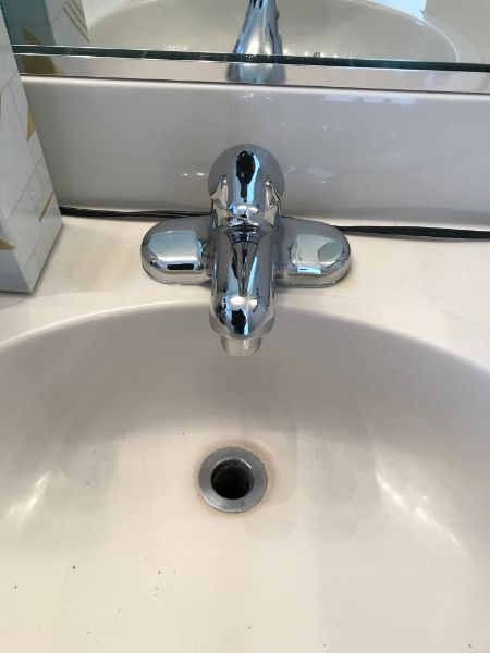 New Sink Faucet Installation in Tracy, CA
