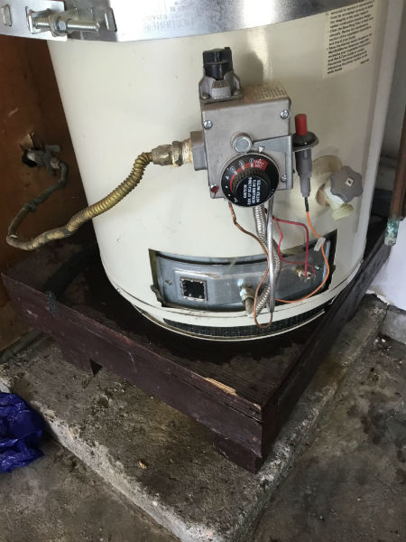 New Water Heater Installation in Tracy