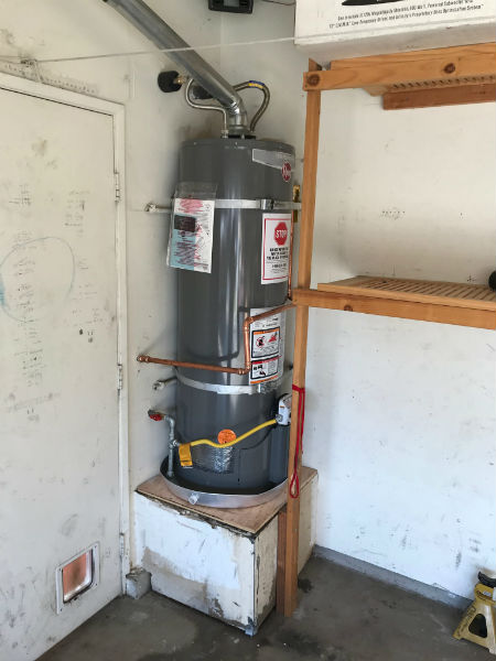 Stockton Water Heater Replacement