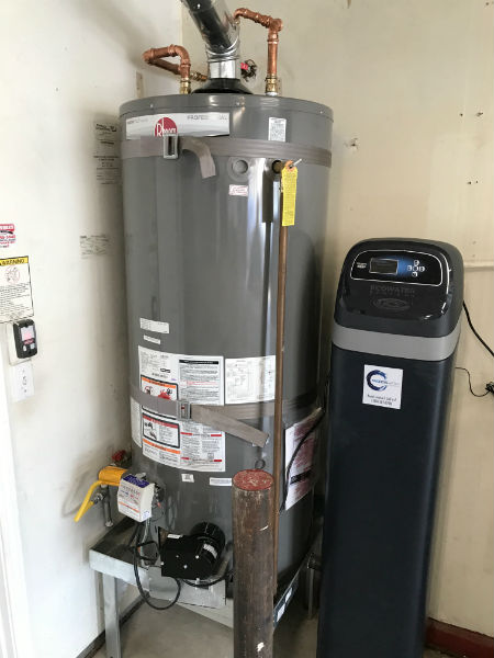 75 Gallon Water Heater Replacement in Manteca