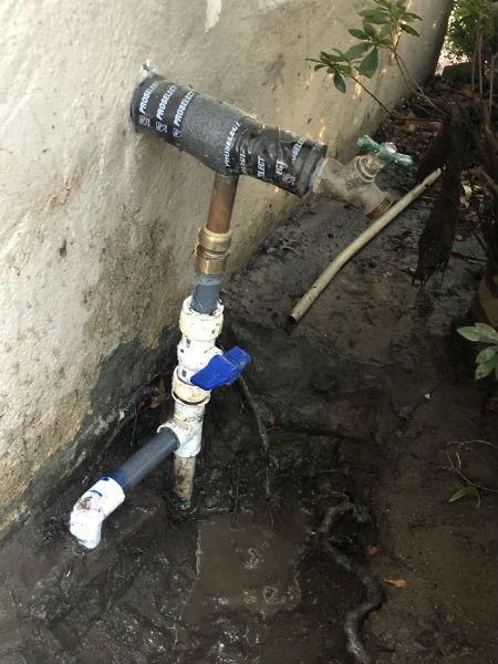 Burst Pipe Repair in Stockton, CA