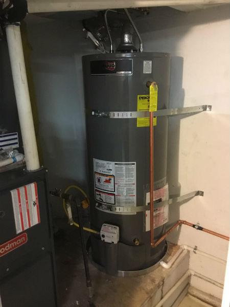 Water Heater Installation in Manteca, CA