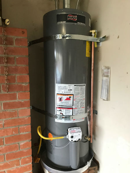 Water Heater Leaking from Base - Water Heater Replacement in Modesto, CA